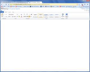 Word Web App new file