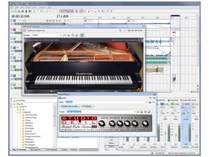 Sony Acid Music Studio 8 plugins