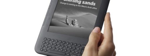 Third Gen Kindle