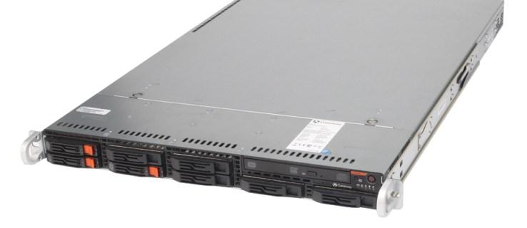 Gateway GR360 F1 review