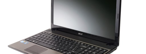 Acer Aspire 5741 front