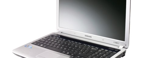 Samsung R530 front