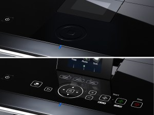 Canon Pixma MG6150 touch panel