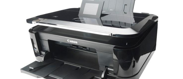 Canon Pixma MG6150 review