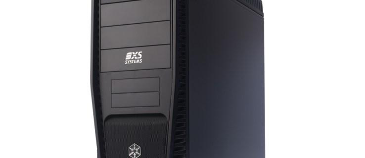 Scan 3XS H55 - Radius Edition GTX review