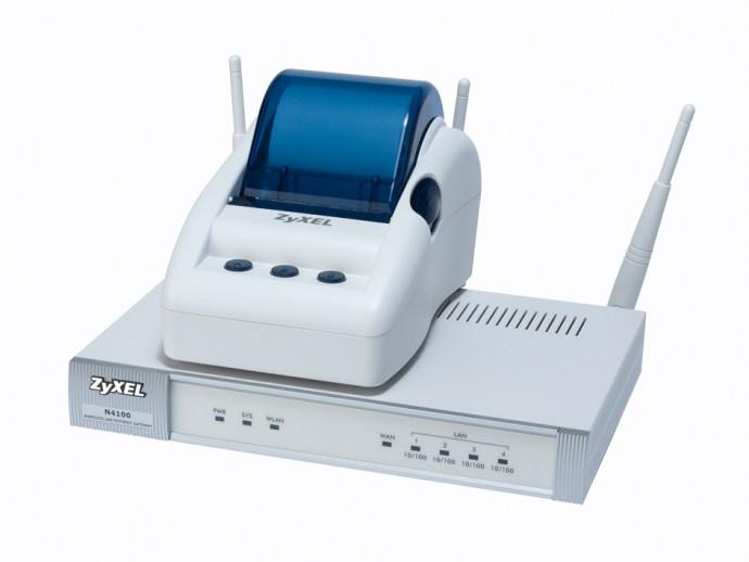 ZyXEL N4100 Wireless Hotspot Gateway