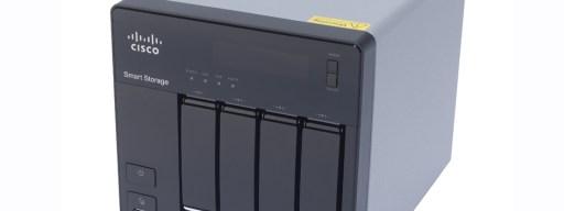 Cisco NSS 324 Smart Storage