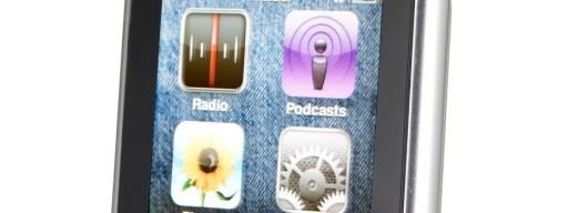 Apple iPod nano (6th gen, 8GB)
