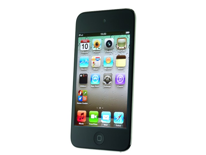 Apple iPod touch (4th generation, 32GB)