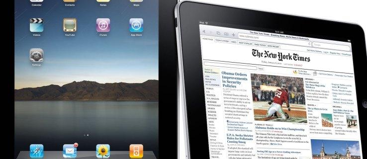 iPads not killing off PCs... yet