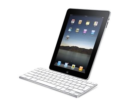 base de teclado para iPad