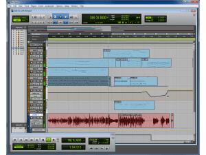 Avid Pro Tools 9: editor