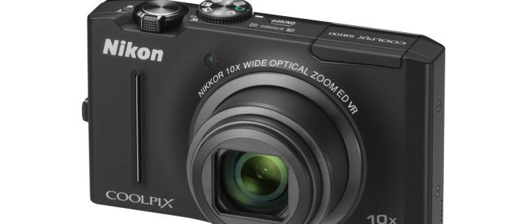 Nikon Coolpix S8100 review