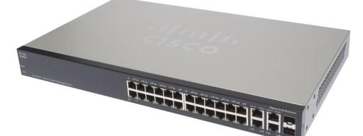 Cisco Small Business SF300-24P