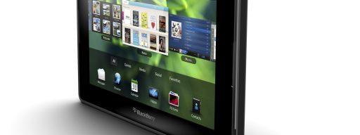 BlackBerry PlayBook front