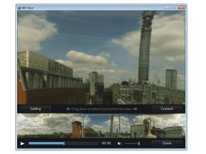 Sony Bloggie MHS-TS20K - 360 video player