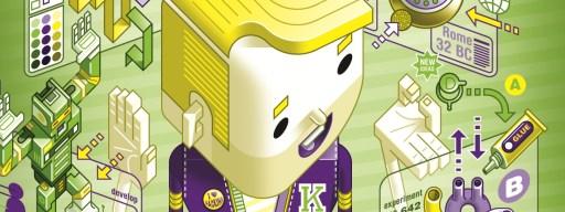 Kinect illustration