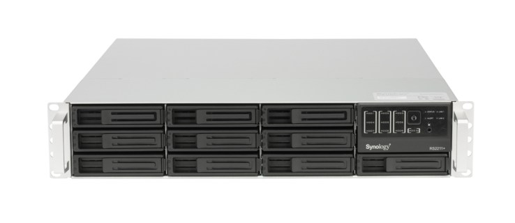 Synology RackStation RS2211+ review