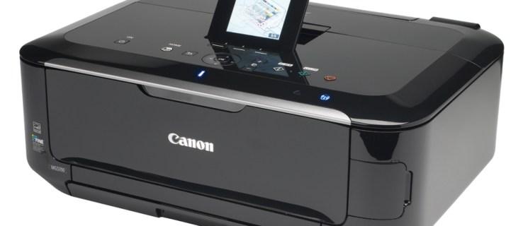 Canon Pixma MG5350 review
