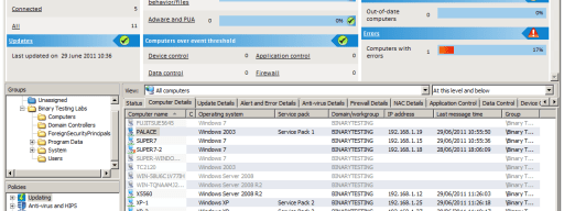 Sophos Endpoint Security and Data Protection 9.7