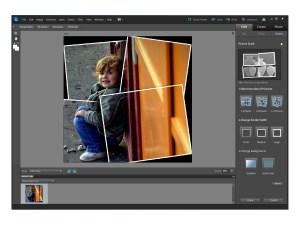 Adobe Photoshop Elements 10 - photo stack