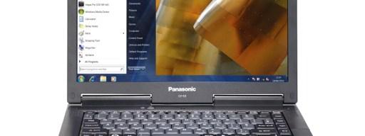 Panasonic Toughbook CF-53 - front