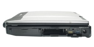 Panasonic Toughbook CF-53 - battery bay