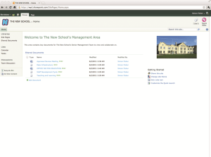 Office 365 SharePoint