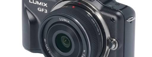 Panasonic Lumix DMC-GF3 - front