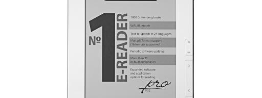 PocketBook Pro 902 front