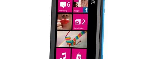 Nokia Lumia 710 - front