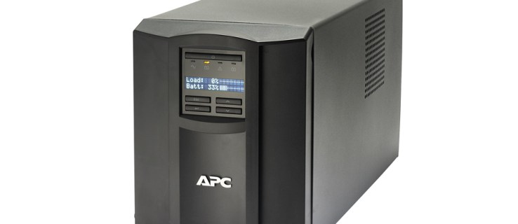 APC Smart-UPS 1500 LCD review