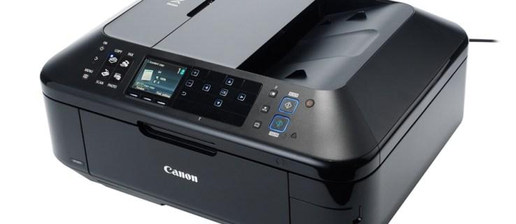 Canon Pixma MX895 review