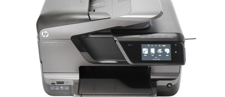 HP Officejet Pro 8600 Plus review