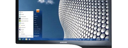 Samsung SyncMaster S24B750V - front 2