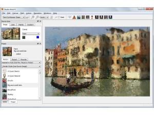 Studio Artist 4.0 paint