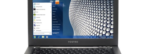 Dell Vostro 3360 from the front