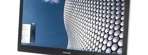 Samsung Series 9 S27B970D - front