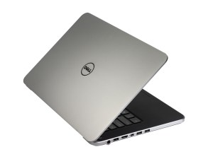 Dell XPS 14 - rear