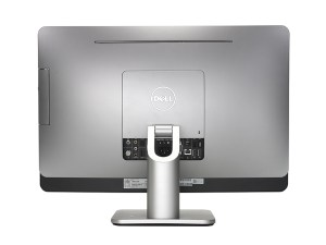 Dell Inspiron One 23 - rear