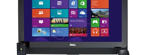 Dell Inspiron One 23 - front