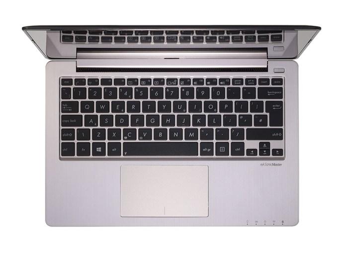 Asus VivoBook S200 - keyboard