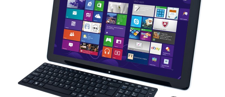 Sony VAIO Tap 20 review