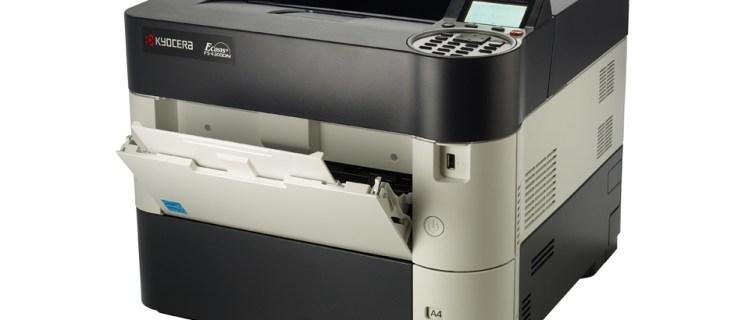 Kyocera FS-4300DN review