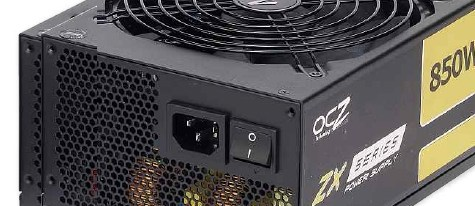 How to install a power supply