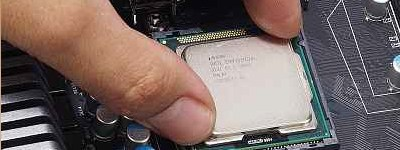 How to install an Intel processor