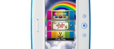 CES 2013: Polaroid demos £100 Kids Tablet