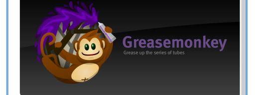 Greasemonkey installation