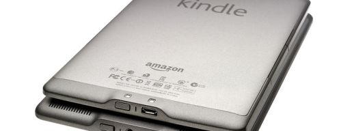 Could there be a lighter, thinner Kindle Touch on the way?