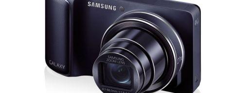 The first Samsung Galaxy Camera